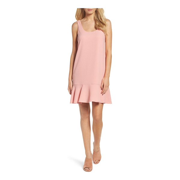 CHARLES HENRY tank dress - Fresh and vibrant, this easy tank dress is sure to be a...