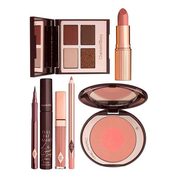 CHARLOTTE TILBURY The dolce vita set - Re-create The Dolce Vita look with ease thanks to a...