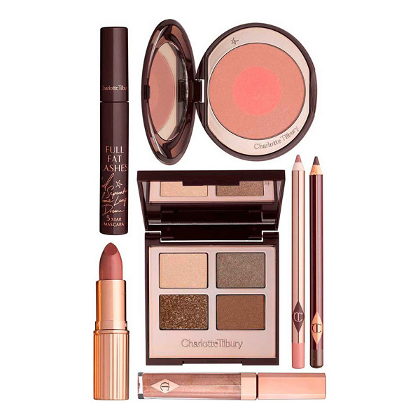 CHARLOTTE TILBURY The golden goddess set - Re-create The Golden Goddess look with ease thanks to a...