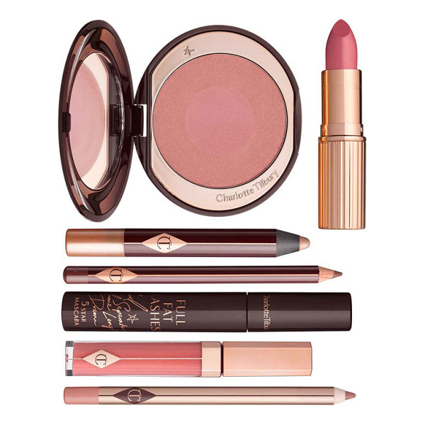 CHARLOTTE TILBURY The ingenue set - Re-create The Ingenue look with ease thanks to a fabulous...