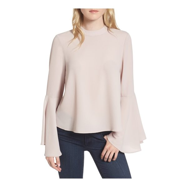 CHELSEA28 bell sleeve top - Your hands can do all the talking when you're wearing this...