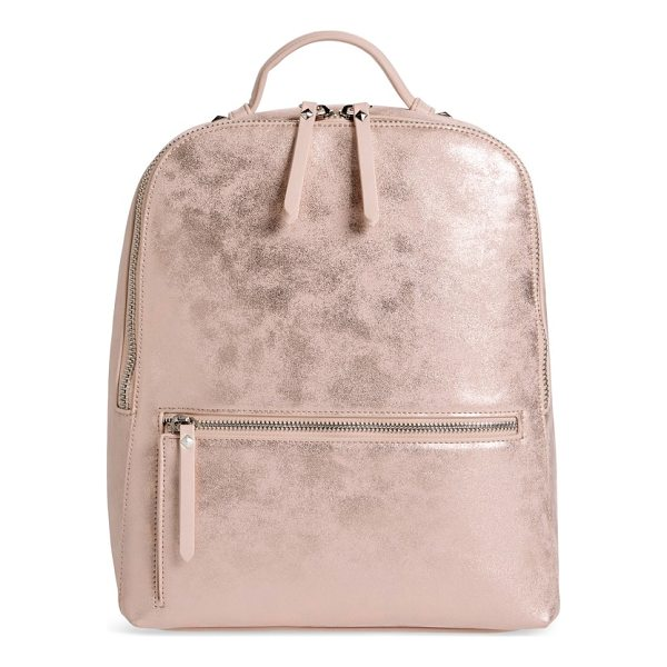 CHELSEA28 brooke city backpack - Pyramid studs enhance the streetwise edge of a spacious...