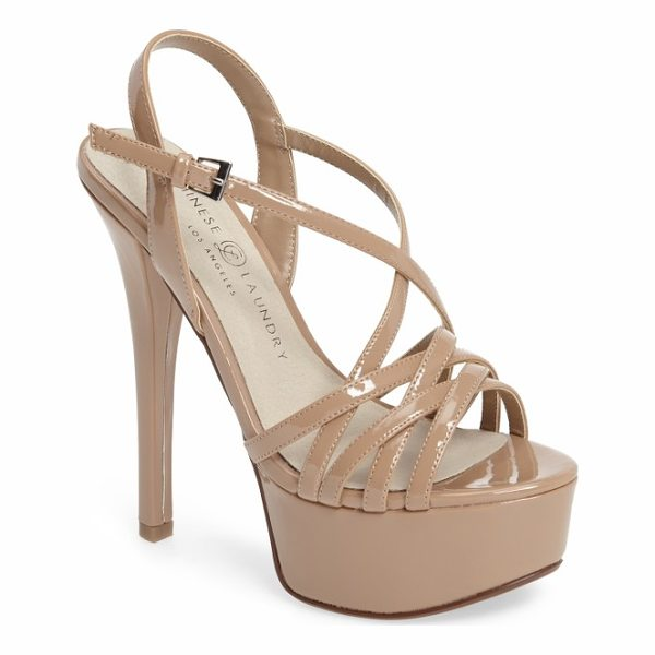 CHINESE LAUNDRY teaser sandal - Step out on the town in bold style with this strappy,...