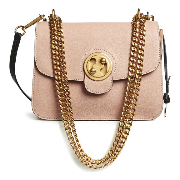 CHLOE medium mily leather shoulder bag - Introducing Chloe's latest must-have carryall Mily, an