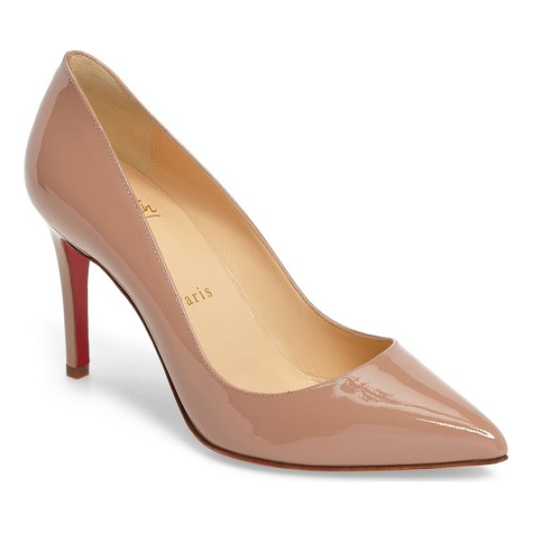 CHRISTIAN LOUBOUTIN pigalle pump - Confident, iconic and effortlessly chic, the Pigalle is...