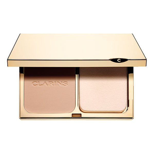 CLARINS 'everlast' compact foundation - What it is: A high-performance foundation with an...