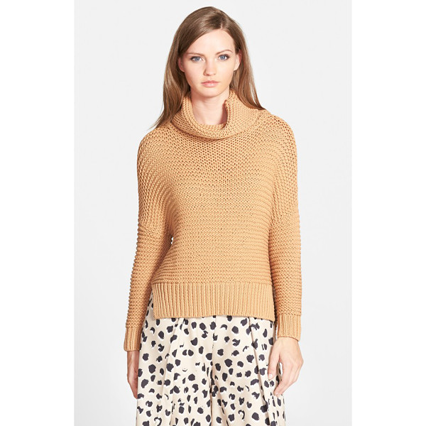 C/MEO COLLECTIVE C/meo limelight cowl neck sweater - Put a little something between you and the cooler temps...