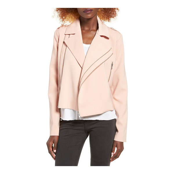 C/MEO COLLECTIVE love lost jacket - The perfect draped layer for any polished look, this nicely...