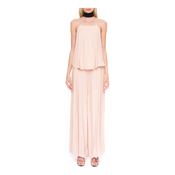 C/MEO COLLECTIVE the frayne camisole - An elegant square neckline tops a voluminous camisole...