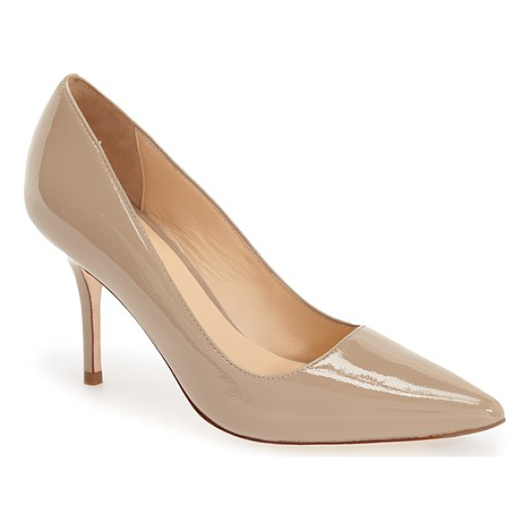 COLE HAAN bradshaw pointy toe pump - A must for any woman's wardrobe, the pointy-toe pump is...