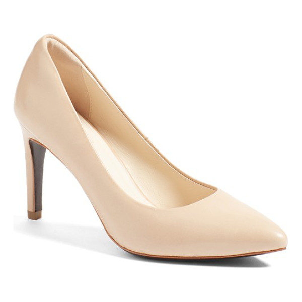 COLE HAAN 'eliza - A pointy-toe pump feels like an old favorite right out of...
