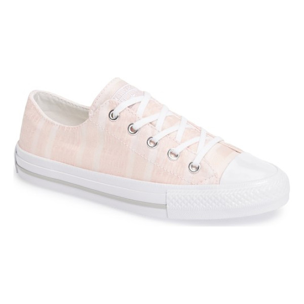 CONVERSE chuck taylor all star gemma ox sneaker - Converse takes its low-top sneaker and reimagines it in...