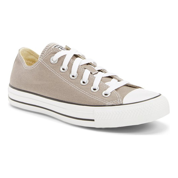 CONVERSE chuck taylor all star sneaker - An iconic low-top sneaker steps out in an up-to-date color...