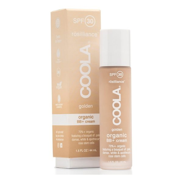 COOLA SUNCARE rosilliance(tm) mineral bb+ cream spf 30 - What it is: A lightweight mineral BB cream that leaves skin...