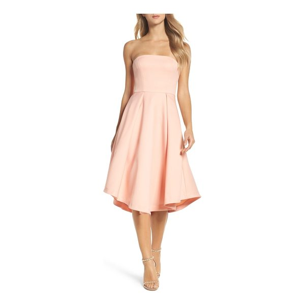 COOPER ST shuvee strapless fit & flare dress - A full, billowing skirt adds gorgeous movement to every...
