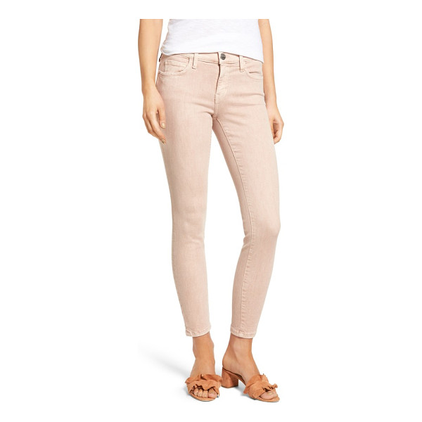 CURRENT/ELLIOTT the stiletto ankle skinny jeans - Give your regular blue denim the day off and switch up your...