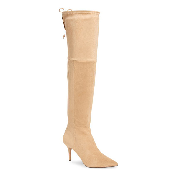 DAYA by zen kassel over the knee boot - A towering boot created by Zendaya and her stylist Law...