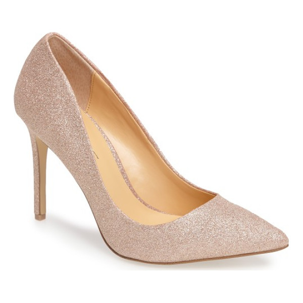 DAYA by zen kyle ii pointy toe pump - An essential pump with a classic profile features a