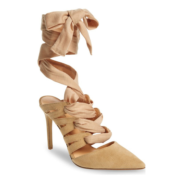 DAYA by zen saint lace-up pump - Instantly elevate your everyday style with a lace-up pump...