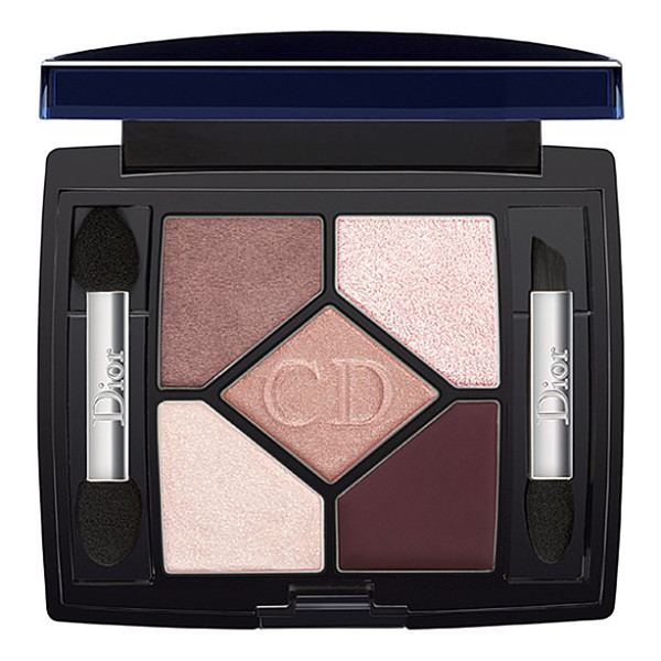 DIOR 5 couleurs designer all-in-one eyeshadow artistry palette - Dior has created 5 Couleurs Designer, an ultra-professional...