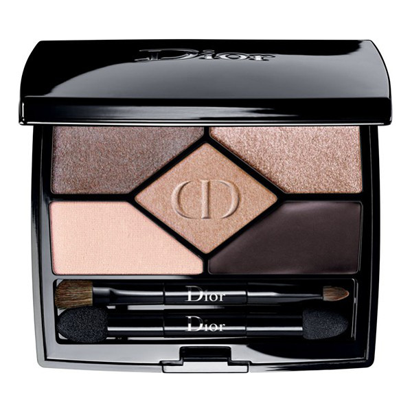 DIOR '5 couleurs designer' makeup artist tutorial palette - Inspired by professional techniques and textures, 5...
