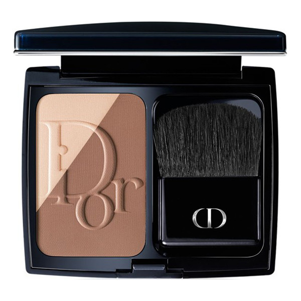 DIOR blush sculpt contouring powder blush - What it is: The first contouring blush by Dior, Diorblush...