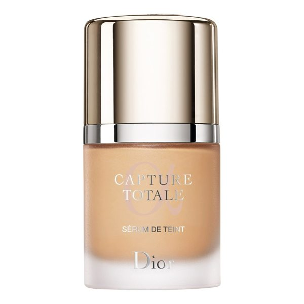 DIOR capture totale foundation spf 25 - What it is: Dior's first foundation that delivers triple...