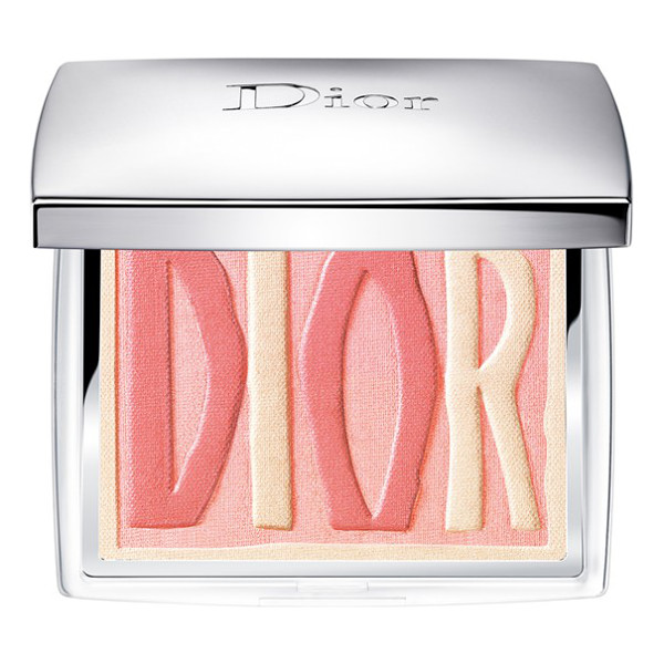 DIOR label blush palette - What it is: A must-have, elegant palette. What it does:...