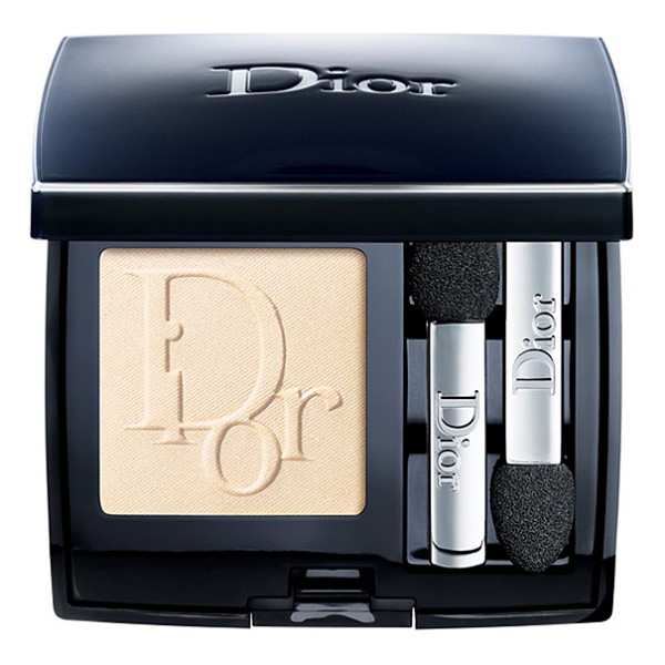 DIOR Show mono wet & dry eyeshadow - With their irresistible embossed logomania motif, the...