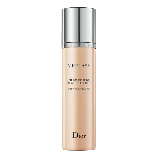 DIOR 'skin airflash' spray foundation - Diorskin Airflash Spray Foundation, a go-to solution for...