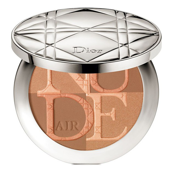 DIOR Skin nude air glow powder - Dior broadens its nude makeup expertise with Diorskin Nude...