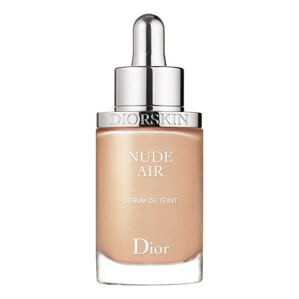 DIOR 'skin nude air' healthy glow ultra-fluid serum foundation spf 25 - A precursor in the art of natural, Dior innovates and