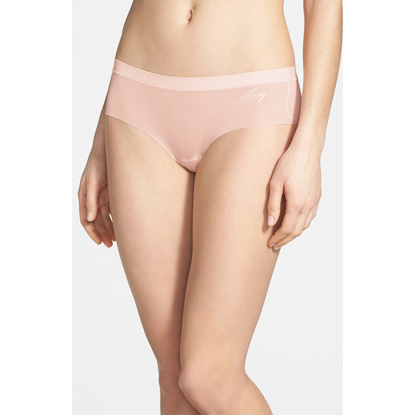 DKNY fusion briefs - A smooth, banded waist offers a hint of textural contrast...