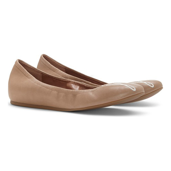ED ELLEN DEGENERES langston ballet flat - A cheerful reminder to love, laugh or smile (or simply...