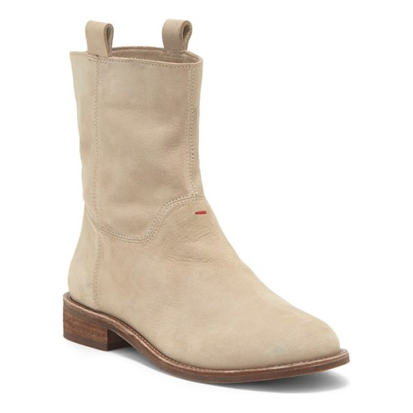 ED ELLEN DEGENERES sebring boot - Classic stitching and dual pull-tabs add subtle...