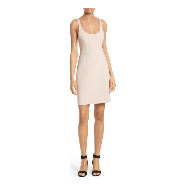 ELIZABETH AND JAMES huette dress - A strappy open back lends subtle athletic inspiraton to...