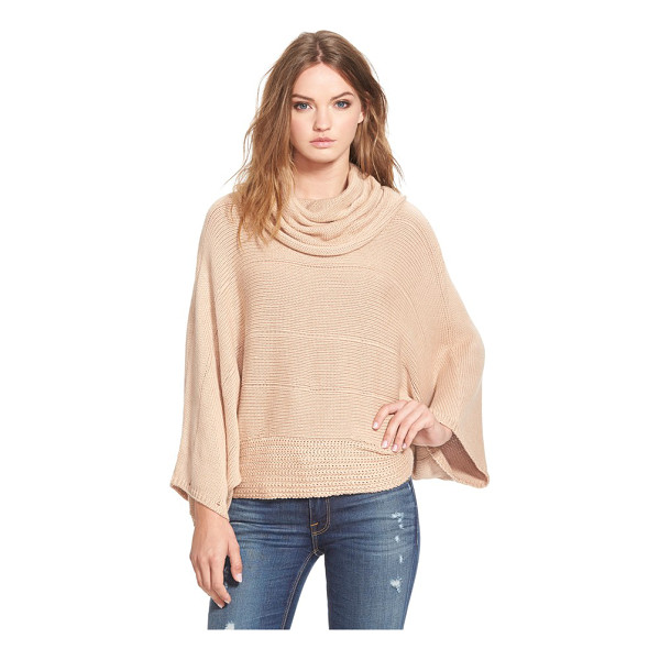 ELLA MOSS lya cowl neck sweater - Nothing quite spells casual elegance like a loosely knit,...