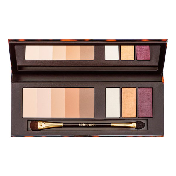 ESTEE LAUDER Bronze goddess - Bronze Goddess Pure Color Eyeshadow Palette is full of 5...