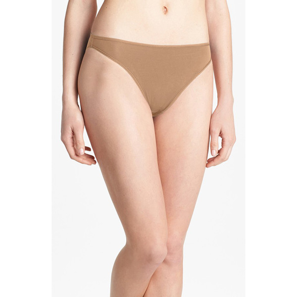 FELINA 'sublime' high cut briefs - Classic high-cut briefs in soft, smooth stretch modal are...