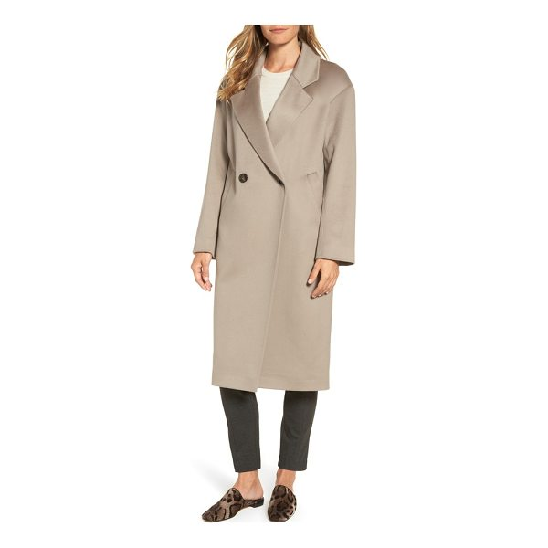 FLEURETTE 45 loro piana wool coat - Crafted with an impeccably tailored fit from luxurious Loro...