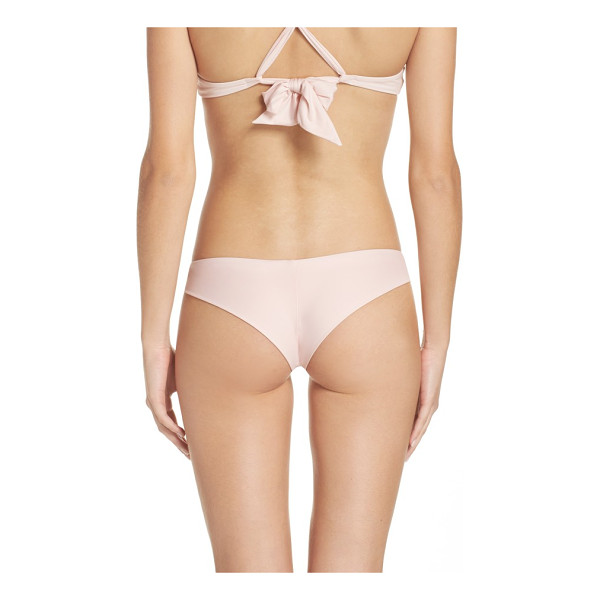 FRANKIE'S BIKINIS marina bikini bottoms - Simple but sultry, these cheeky bottoms give you a...