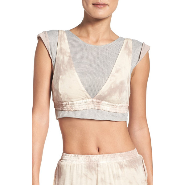 FREE PEOPLE fp movement oasis camisole - Stay cool and comfortable in a soft bralette layered over a...