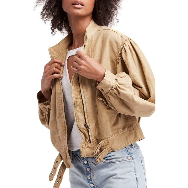 FREE PEOPLE poet jacket - You don't need to spend your days crafting endless lines of...