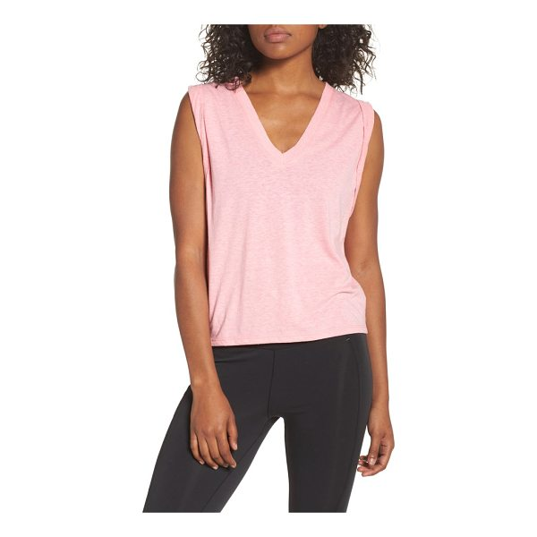 FREE PEOPLE wonder tank - Stay cool and comfortable during your workout with an airy...