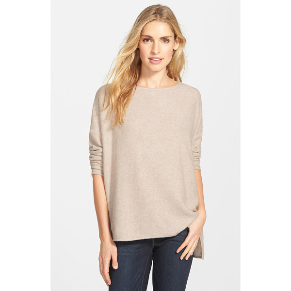 GIBSON boatneck fleece top - At fall's first chill, this fuzzy fleece top is just the...