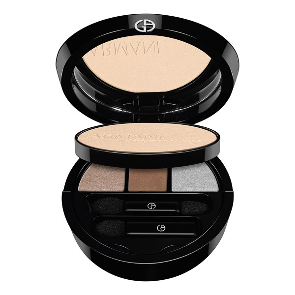 GIORGIO ARMANI Runway collection palette - Inspired by the golden beaches of the Mediterranean, this...