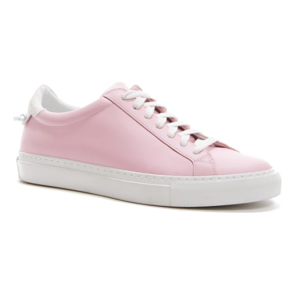 GIVENCHY low top sneaker - A chic, low-top sneaker made from supple calfskin is...