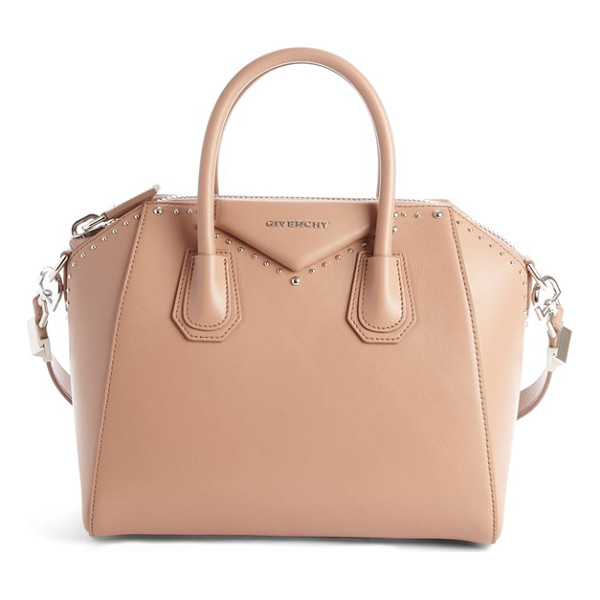 GIVENCHY Small antigona leather satchel - Beloved by street-style mavens and well-polished women the...