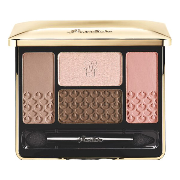 GUERLAIN Ecrin 4 couleurs eyeshadow palette - The essence of color: one palette, four shades. Create,...