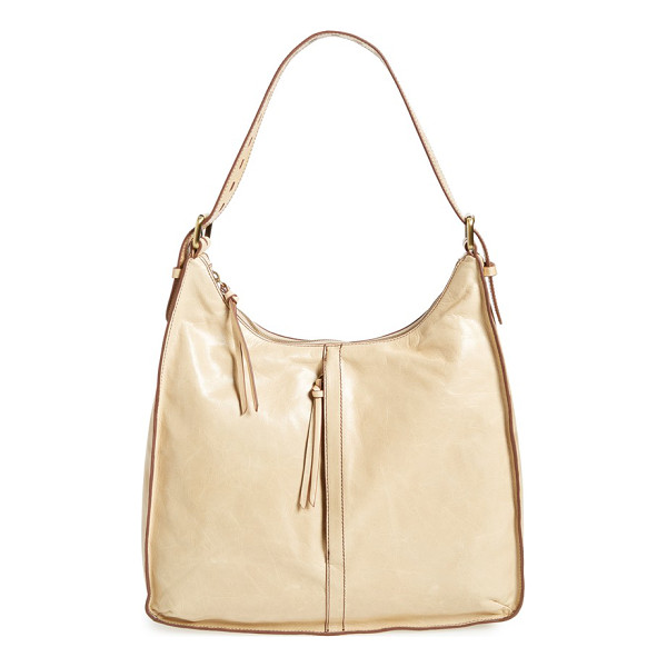 HOBO Marley - A must-have hobo bag crafted from grained leather will keep...